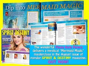 Mermaid Magic Spirit and Destiny
