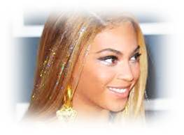 beyonce hair strands